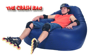 crash bean bag chair