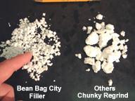 bean bag chair filler Our Bean Bag furniture vs the Competition bean bag chair filler