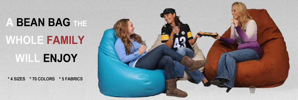 Family Bean Bag Chairs