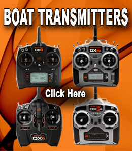 Spektrum Transmitters