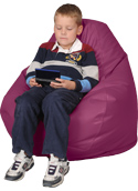 Cherry Orchid Kids Bean Bag Chairs