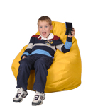 Maize Bean Bag Chairs for Kids