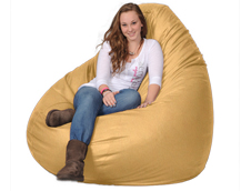 Chamois Giant Bean Bag