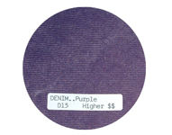 Denim Giant Bean Bag in Purple