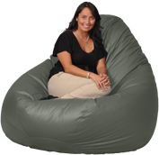 Fern Giant Bean Bag
