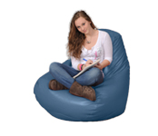 Cornflower Blue Large Bean Bag Chairs
