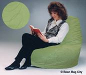Kid's Bean bag in green