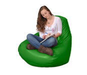Large Lime Green Bean Bag Chair