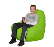 Neon Green Bean Bag Chair