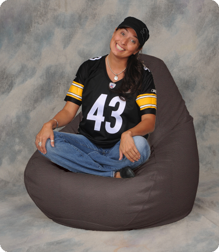 Dark Chocolate 125 Big XL Adult Bean Bag