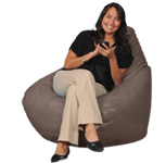 Driftwood Big XL Adult Bean Bag