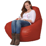 Hot Tamale Red Beanbag Chair