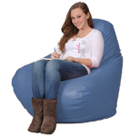 Lilac Bean Bag Chairs for Adults