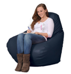 Sailor Navy Blue Beanbag