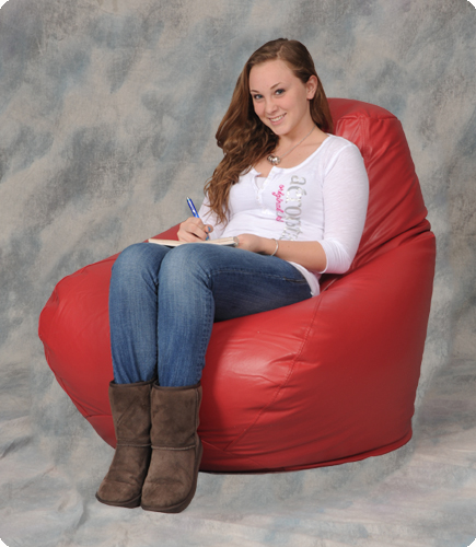 Incredible Big Red Bean Bag Chairs Bean Bag City Uwap Interior Chair Design Uwaporg