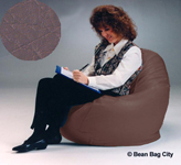 Brown Kids Bean Bag Chair