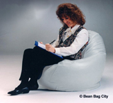 Designer White Kids Bean Bag Chairs