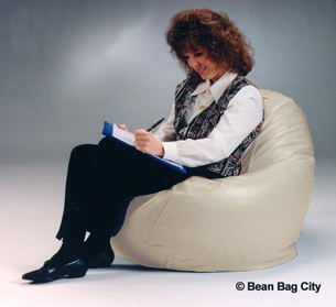 Bean Bags Chairs Ivory