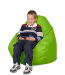 Light Green Beanbagchairs