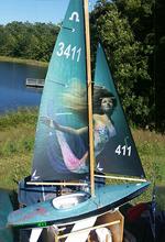 Soling 1M Sails - Windjammin Sails