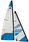 Soling 1M Sails - Windjammin Sails